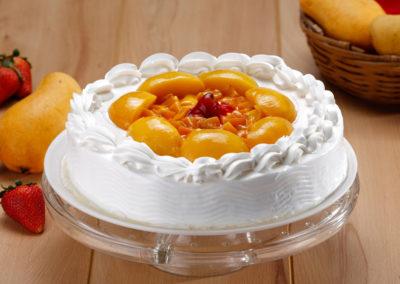Pastel Tres Leches Frutas